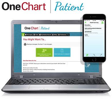 one chart patient portal nebraska medicine